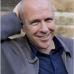 Author Richard Flanagan