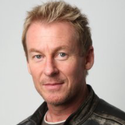 Author Richard Roxburgh