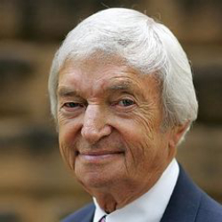 Author Richie Benaud