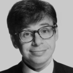 Author Rick Moranis