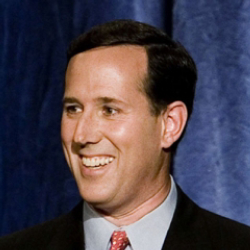 Author Rick Santorum