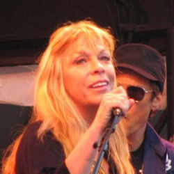 Author Rickie Lee Jones