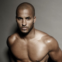 Author Ricky Whittle