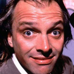 Author Rik Mayall