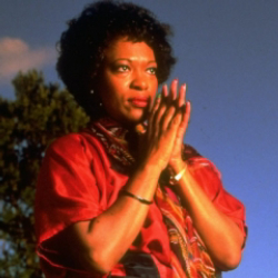 Author Rita Dove