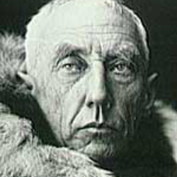Author Roald Amundsen