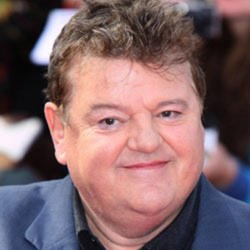 Author Robbie Coltrane