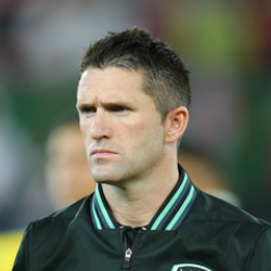 Author Robbie Keane