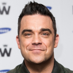 Author Robbie Williams