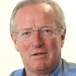 Author Robert Fisk
