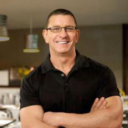 Author Robert Irvine