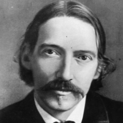 Author Robert Louis Stevenson