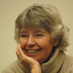 Author Robin Morgan