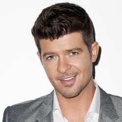 Author Robin Thicke
