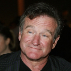 Author Robin Williams