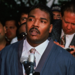 Author Rodney King