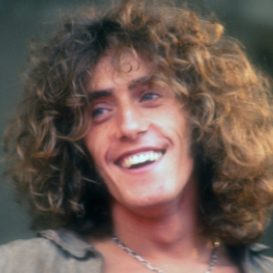 Author Roger Daltrey