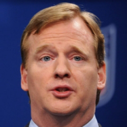 Author Roger Goodell