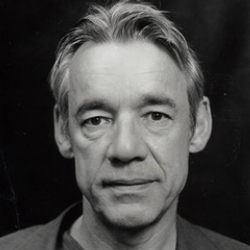 Author Roger Lloyd-Pack