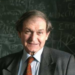 Author Roger Penrose
