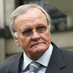 Author Ron Atkinson