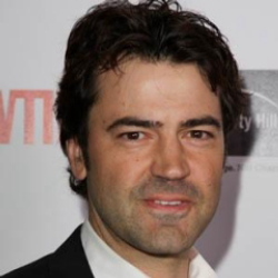 Author Ron Livingston