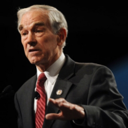 Author Ron Paul