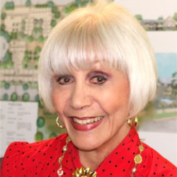 Author Rona Barrett