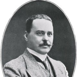 Author Ronald Ross