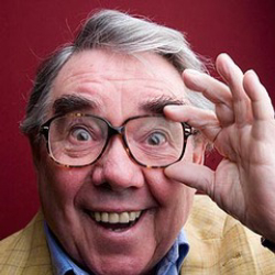 Author Ronnie Corbett
