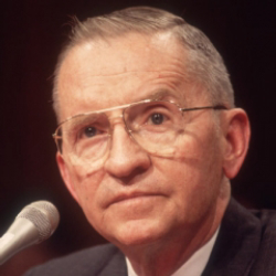 Author Ross Perot