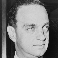 Author Roy Cohn