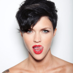 Author Ruby Rose