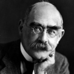 Author Rudyard Kipling