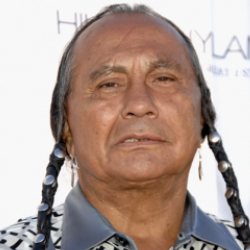 Author Russell Means