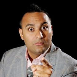 Author Russell Peters