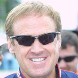 Author Rusty Wallace