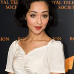 Author Ruth Negga