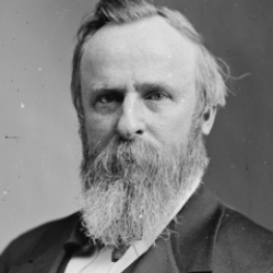 Author Rutherford B. Hayes