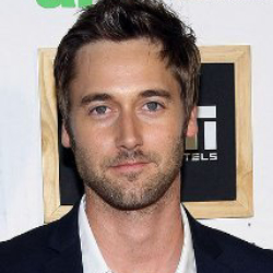 Author Ryan Eggold