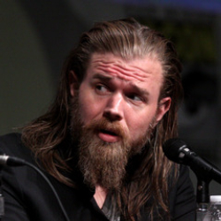 Author Ryan Hurst