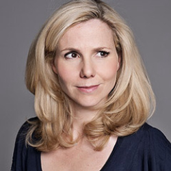 Author Sally Phillips