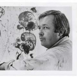 Author Sam Francis