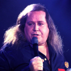 Author Sam Kinison