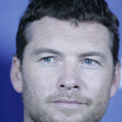 Author Sam Worthington