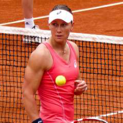 Author Samantha Stosur