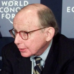 Author Samuel P. Huntington