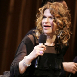 Author Sandra Bernhard