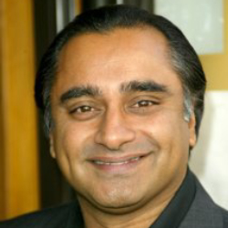 Author Sanjeev Bhaskar