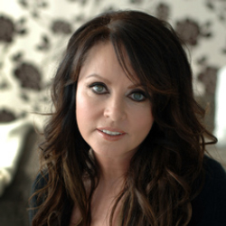Author Sarah Brightman